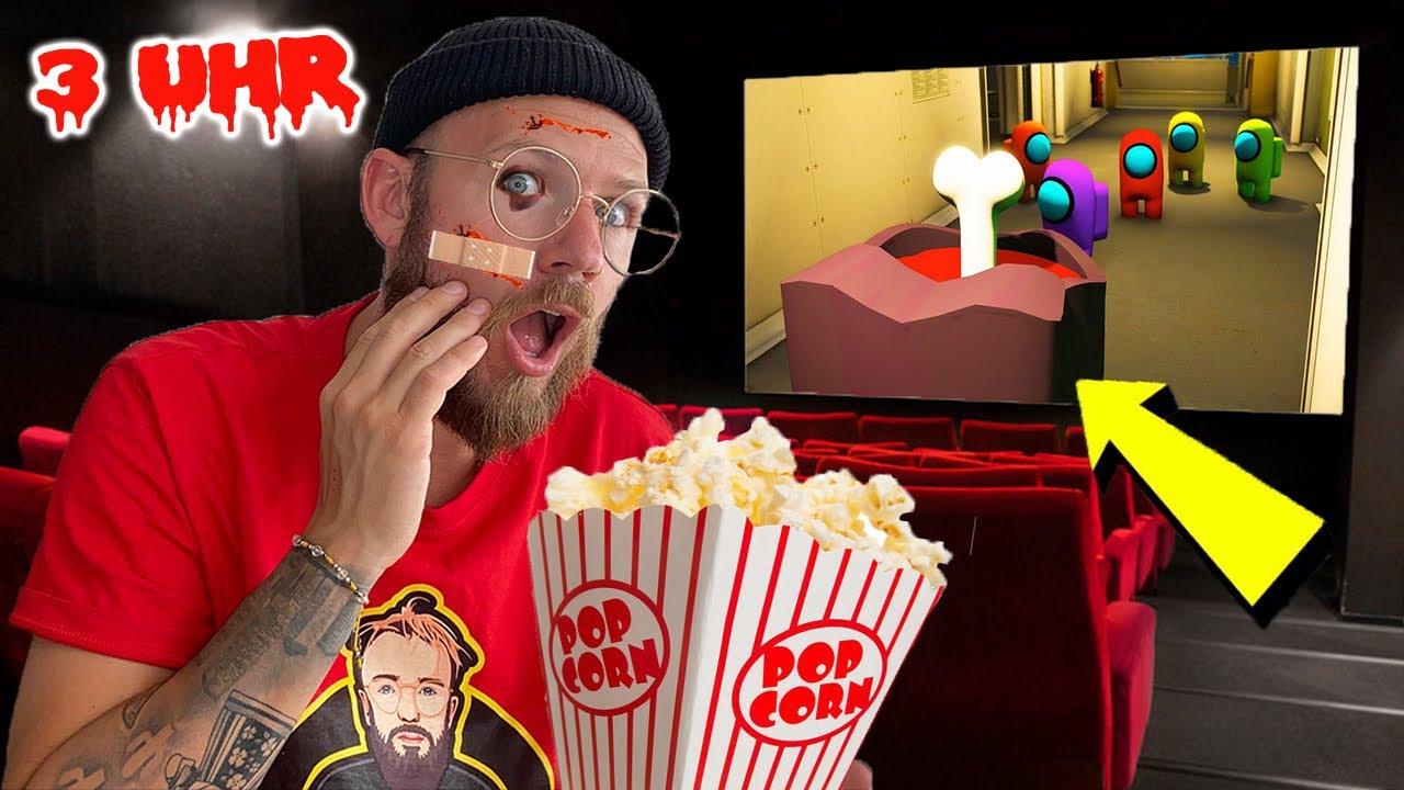 Download SCHAUE niemals AMONG US FILM um 3 UHR NACHTS der IMPOSTOR kommt!! | KAMBERG TV