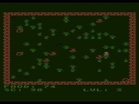 Dark Forest para computadoras Atari