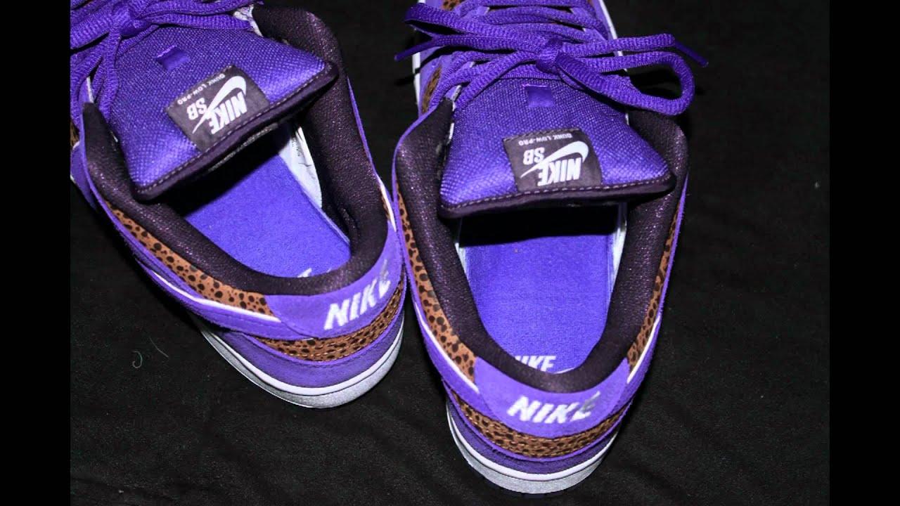New Pick Up Nike SB Dunk Low Premium Safari / Kenny Powers (SB vid. 16) -  YouTube