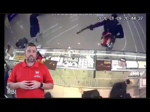 Tragic Scene In Thailand Shopping Mall