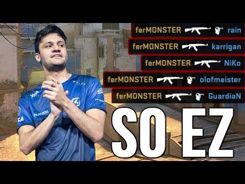 How Fer Really Plays CS:GO