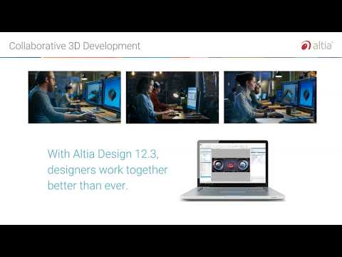 3D Content for Embedded GUIs | Altia User Interface Software