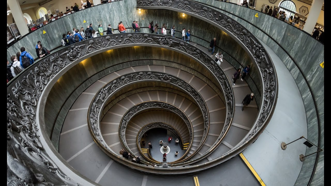 vatican museums highlights tour youtube