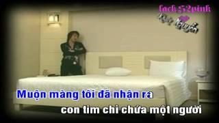 Tinhbanlamaimai com Karaoke Dao hai lưỡi   Kha Ly Nguyễn