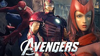 New Avengers Game - Story Mode Details Leaked?