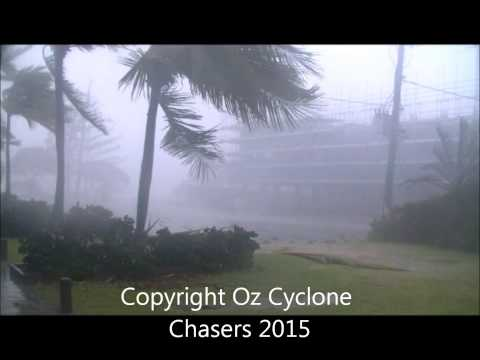 Severe Tropical Cyclone Marcia Chase   Yeppoon