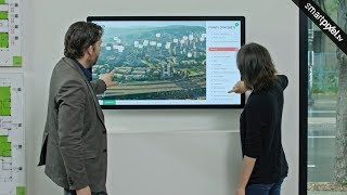 Interactive 3D application real estate wow multitouch