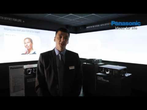 Panasonic's carbon offset scheme