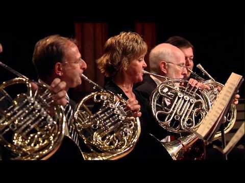 Dvořák 9th Symphony, Mov IV (French Horns)
