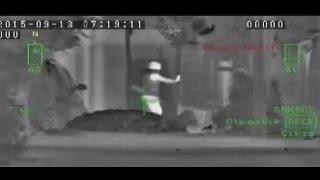 Polis Kamerasından Teröristlerin Vurulma Anı