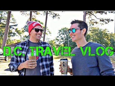 VISITING WASHINGTON DC  |   TRAVEL/ADVENTURE VLOG