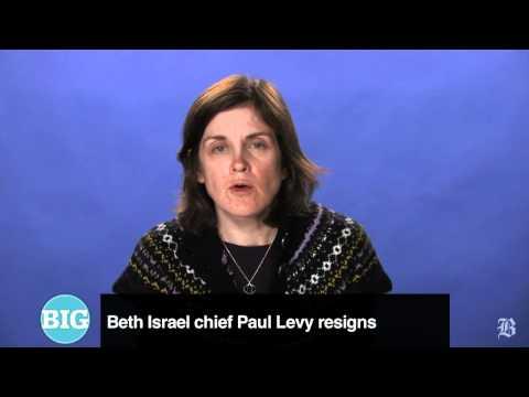 Beth Israel Chief Resigns