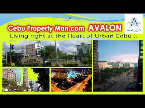 AVALON Luxury Residential Condominiums For Sale Ayala Cebu Business Park