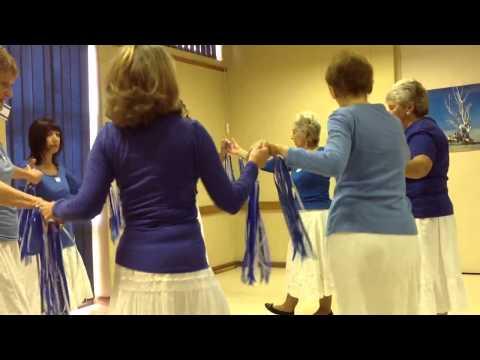 David Melech Israel - circle folk dance