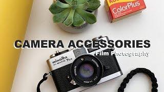 5 MUST-HAVE Film Camera Accessories