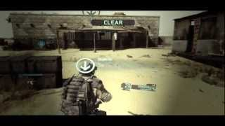 Ghost Recon:Future Soldier - PC Gameplay (max settings) DirectX 11 (HD)