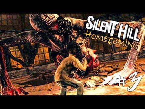 ХОРРОР ИГРА ► Silent Hill: Homecoming Прохождение на русском #3 ► БОСС МОГИЛЬНИК!