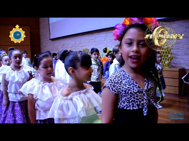 2019 08 02 Izada de Bandera  1º  Los Talentos