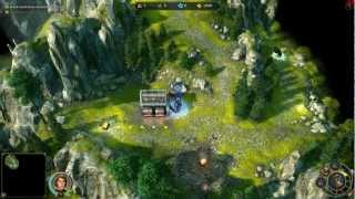 Might & Magic Heroes VI - Gameplay #1 PL