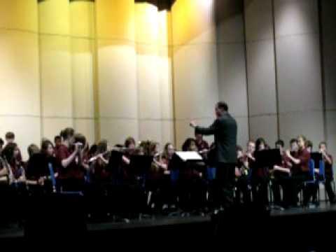 Sumner Middle School Concert Band- Brandenburg Gate (Opening)