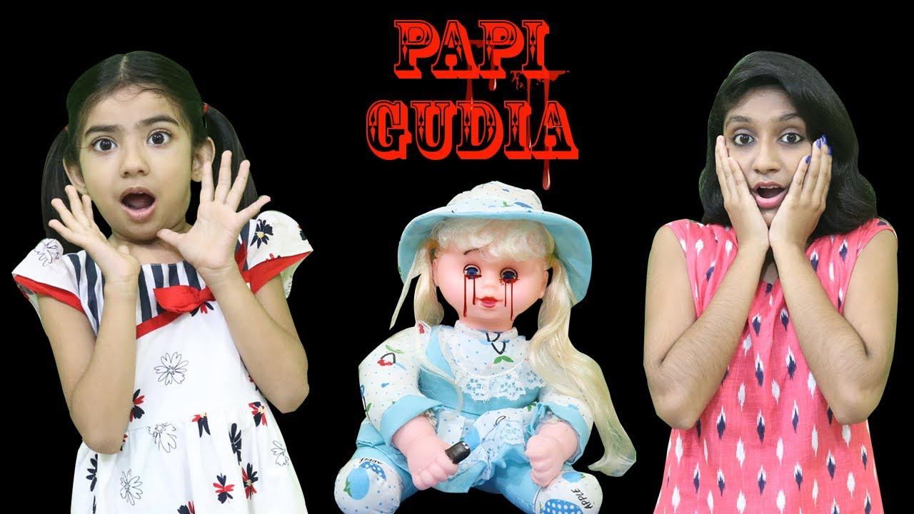 Download Papi Gudia   Papi Gudia part 1   Bhoot Gudia   Riya Family Show