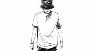 EXO Dubstep intro animation (KAI ver.)