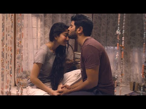 Dulquer Salmaan Emotional Scene | Sai Pallavi Hey Pillagada Movie Scenes