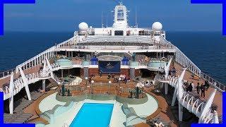 Rundgang über die MSC Preziosa von MSC Cruises. Daten: Länge 333,30...