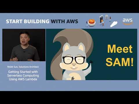 AWS Quick Start - Getting Started with Serverless Computing Using AWS Lambda
