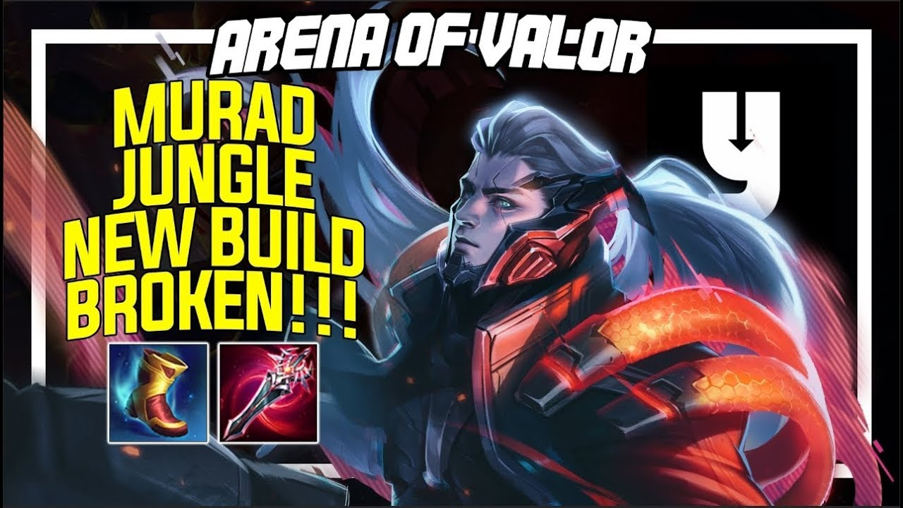 ARENA OF VALOR/MURAD gameplay(oynanış) - YouTube