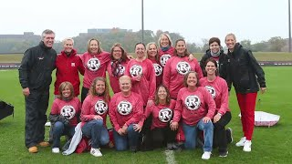 Celebrating the 1984 @RUWSoccer Team and 35 Years of the Program