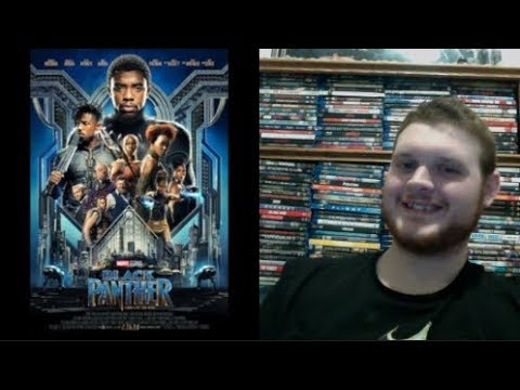 Black Panther- MOVIE REVIEW