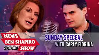 Carly Fiorina (May 21, 2019) | Presidential candidate 2016 | News Ben Shapiro Show US Special
