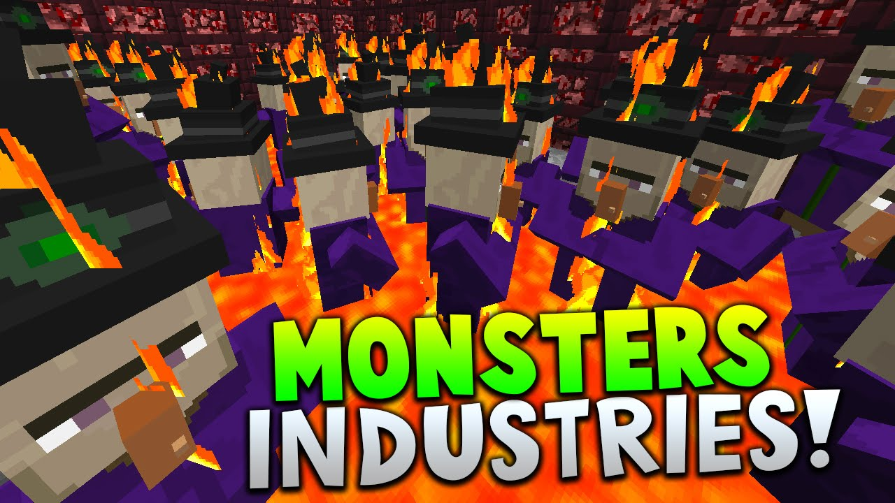 how to make monsters in minecraft