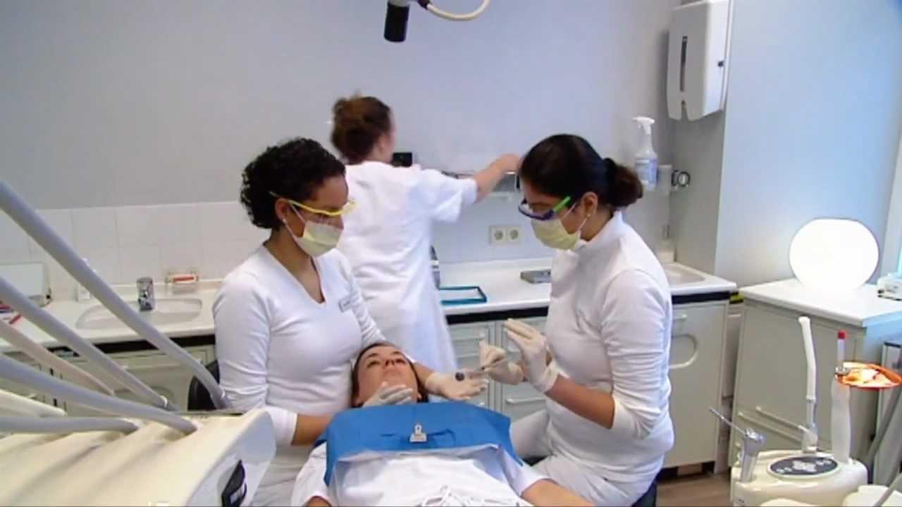 Stichting top de opleiding voor tandartsassistenten for Interieur opleiding mbo