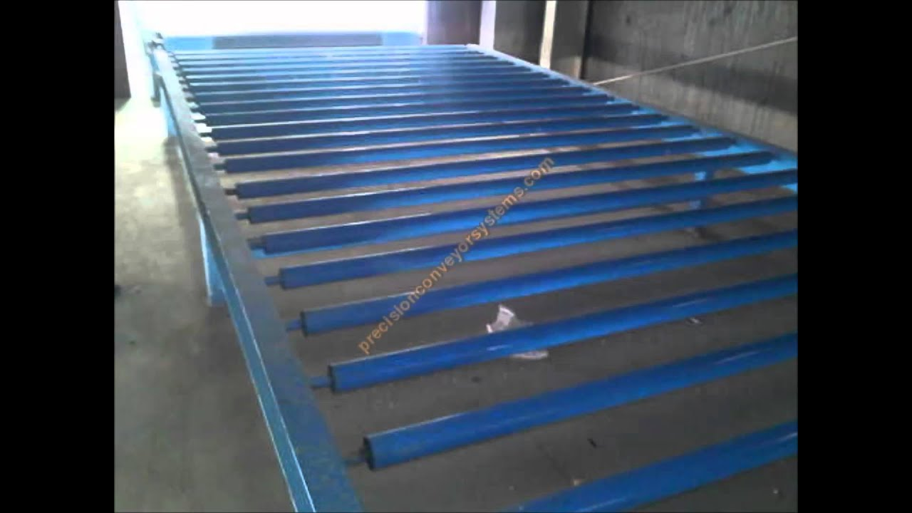 Assembly Line Power Roller Conveyor Delhi Gravity And