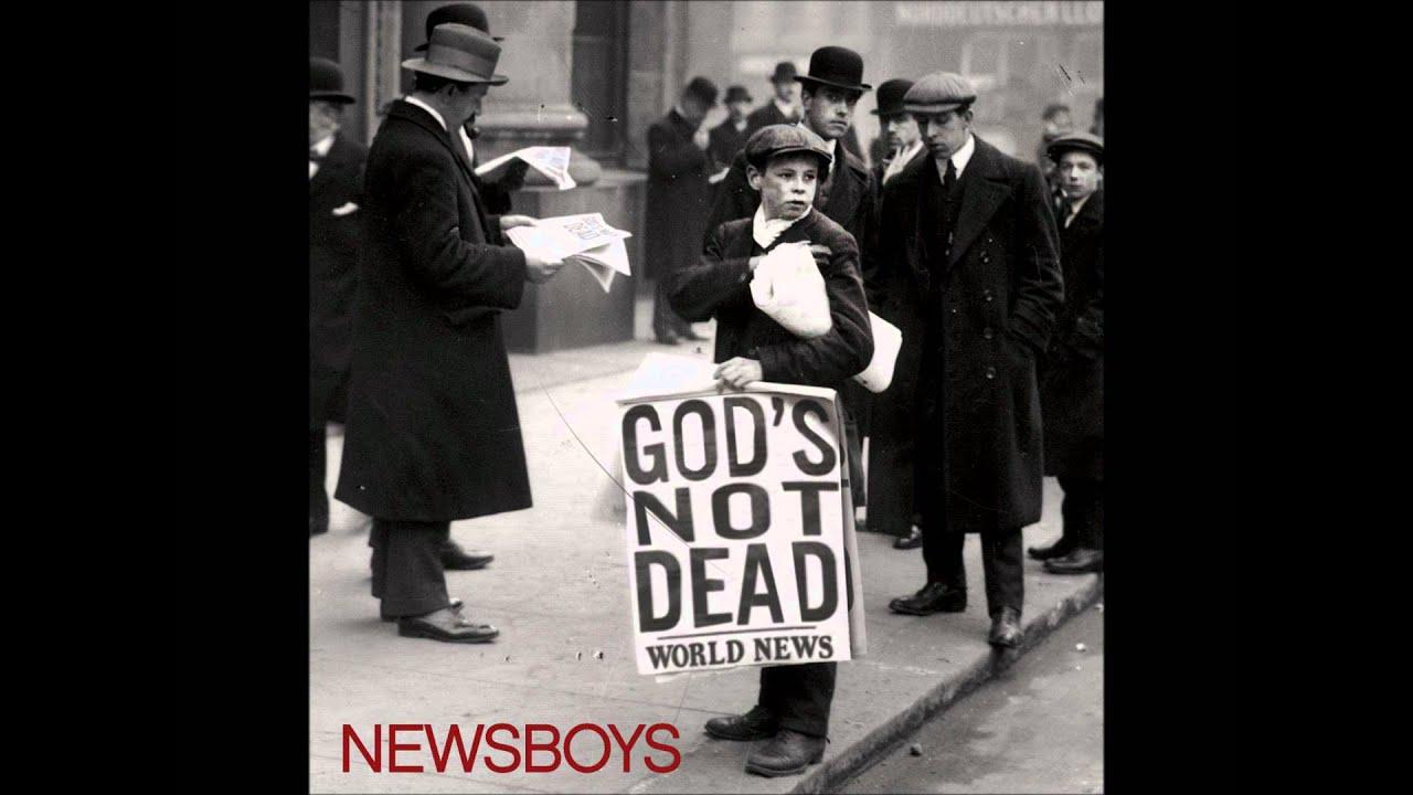 God's Not Dead (Like A Lion) By Newsboys HQ Lyrics 1080p