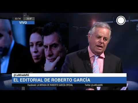 Canal 26 -La Mirada con Roberto Garcia 05- Noviembre