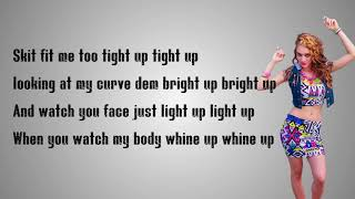 Samantha J - Tight Skirt (Lyrics)