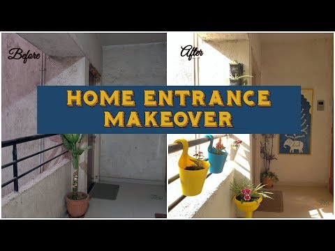 10 Tips To Perk Up A Space Feat Home Hash Tag Life By Jaya | Entrance Makeover