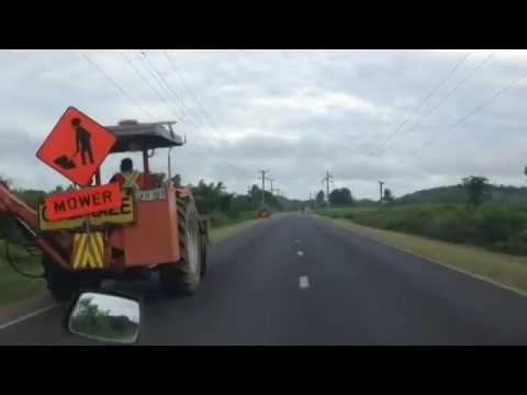 FIJI   Welcome to the Developing World   Drive in Fiji