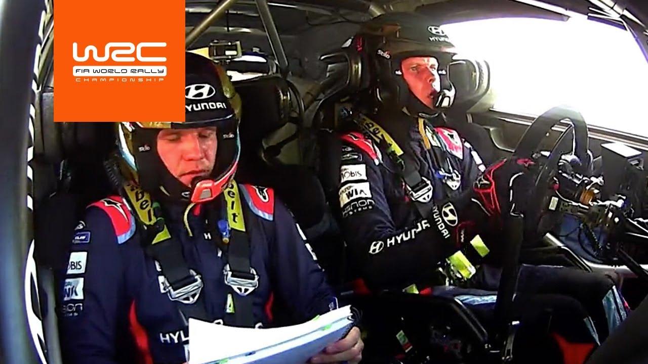 WRC - Rally Guanajuato México 2020: ONBOARD Tänak SS3