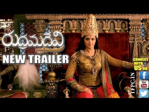 Rudrama Devi Movie New Trailer | Anushka | Rana | Allu Arjun | TFPC