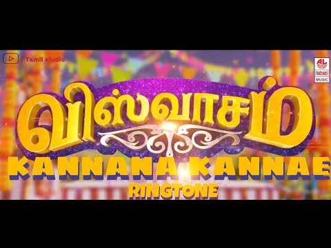 kannana-kannae-//-viswasam-song-//ringtone//-y-tamil-studio