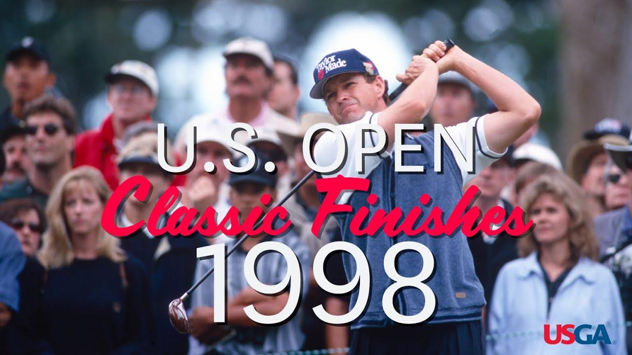 U.S. Open Classic Finishes: 1998