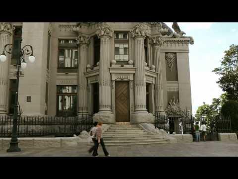 Gorodetsky House | House With Chimeras | Kiev, Kyiv, Ukraine