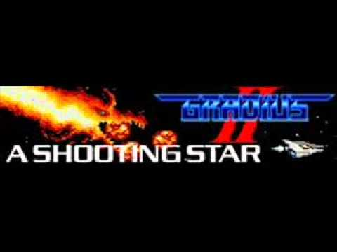 GRADUIS II 「A SHOOTING STAR」