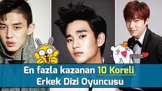 En Fazla Kazanan 10 Koreli Erkek Dizi Oyuncusu