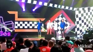 Usop Mentor Milenia Kalahkan Vokal Aiman Tino !!