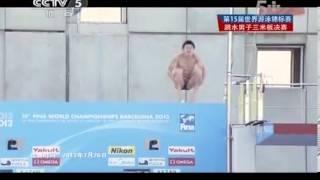 2013年第15届世界游泳锦标赛 跳水男子三米板决赛 20130727